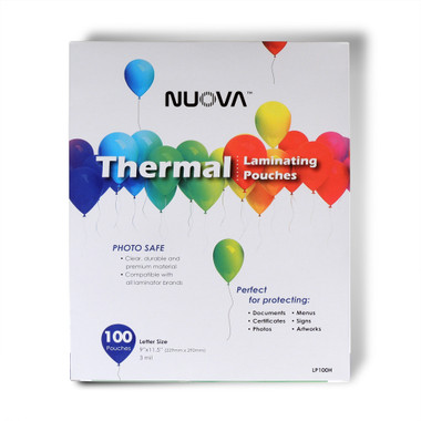 Nuova Thermal Laminating Pouches