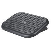 "Nuova Ergonomic Adjustable Footrest- 17.6"" X 13.2"" large platform"
