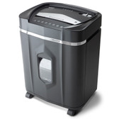 Aurora AU1640XA Anti-Jam 16-Sheet Crosscut Paper/ CD and Credit Card Shredder/ 5-gallon pullout basket 30 Minutes Continuous Run Time