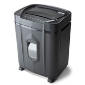 Aurora AU1415XA 14-Sheet Crosscut Paper/ CD and Credit Card Shredder/ 5-gallon pullout basket/ 10 Minutes Continuous Run Time