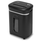 Aurora AU1460XA Anti-Jam 14-Sheet Crosscut Paper/ CD and Credit Card Shredder/ 6-gallon pullout basket 120 Minutes Continuous Run Time