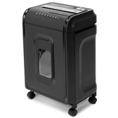 Aurora AU1260XA Anti-Jam 12-Sheet Crosscut Paper and CD/Credit Card Shredder