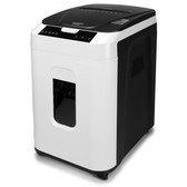 Aurora Commercial Grade 200-Sheet Auto Feed High Security Micro-Cut Paper Shredder/ 60 Minutes/ Security Level P-5