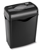 Aurora AU670XA 6-Sheet Cross-Cut ShredSafe Paper / Credit Card Shredder