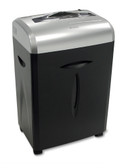 Aurora AU1217XB 12-Sheet Cross-Cut ShredSafe Paper / CD / Credit Card Shredder with Pull-Out Wastebasket