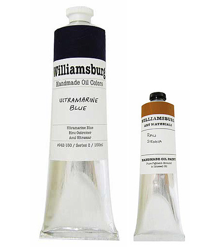 williamsburg oil zinc buff simon s art supplies
