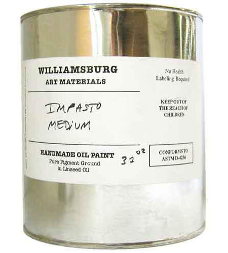 williamsburg impasto medium simon s art supplies