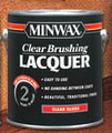 MINWAX CO INC 15500 QT GLS BRUSHING LACQUER