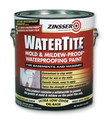 Zinsser WATERTITE Waterproofing Paint  1 Gallon