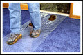 "SURFACE SHIELDS CARPET SHIELD 24"" X 500' ROLL"