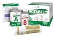 Benjamin Moore Notable Dry Erase Paint White - 1/2 Gallon Kit
