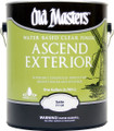 Old Masters 71204 Qt Semi Gloss Ascend Water Based Clear Finish