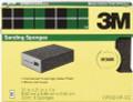 3M CP002-6P-CC Sanding Sponge Medium 6-Pk