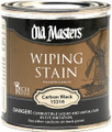 Old Masters 15316 .5Pt Carbon Black Wiping Stain