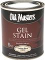 Old Masters 84504 Qt Carbon Black Gel Stain
