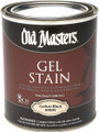 Old Masters 84501 1G Carbon Black Gel Stain
