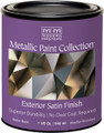 Modern Masters 337159 Qt Exterior Metallic Stainless Steel