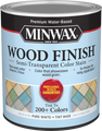Minwax 11710 Qt Tint Base Wood Finish Water-Based Semi-Transparent Color Stain