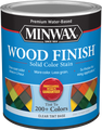 Minwax 11731 Qt Clear Tint Base Wood Finish Water-Based Solid Color Stain