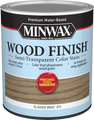 Minwax 10820 Qt Classic Gray Wood Finish Water-Based Semi-Transparent Color Stain