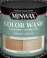 Minwax 40114 Qt Barnwood Brown Color Wash Transparent Layering Color
