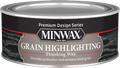 Minwax 40514 8 oz. Grain Highlighting Finishing Wax