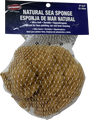 "Dynamic 00004 Natural Sea Sponge 5"" - 5.5"" (12-14cm)"