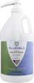 Allshield 22564 64 oz GEL Hand Sanitizer with Hand Pump, FDA Approved, Made in the USA
