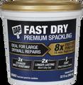 DAP 18441 Qt Fast Dry Premium Spackling