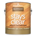 Benjamin Moore Stays Clear Low Lustre 1 Quart