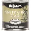 Old Masters 44616 .5Pt Weathered Wood Penetrating Stain