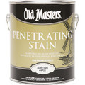 Old Masters 44701 1G Aged Oak Penetrating Stain 250 VOC