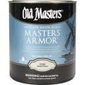 Old Masters 72204 Qt Semi Gloss Masters Armor  Clear Finish