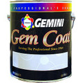 Gemini 180-1 1G Semi Gloss High Solids Lacquer Gem Coat