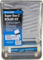 "Wooster R905 9"" Super Doo-Z All Paints Roller Kit"