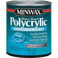 Minwax 23333 .5Pt Satin Polycrylic