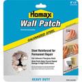 "Homax 5508 8"" x 8"" Metal Wall Patch w/ Self Adhesive Mesh"