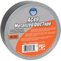 "IPG 82764 2"" x 60Yd Metallic Duct Tape"