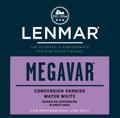 Lenmar DULL RUBBED Water White Conversion Varnish (1M.430X Series) 1 Gallon