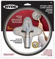 "HYDE MFG CO 09977 8"" RADIAL SANDER HEAD"