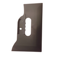 Hyde 09510 5-Way Wallcover Smoothing Tool