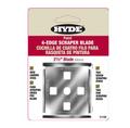 "Hyde 11130 2-1/2"" 4-Edge Scraper Replacement Blade For 10270 10275 10280 & 10540"