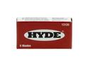 HYDE MFG CO 13110 5PK SINGLE EDGE BLADE (2 packs of 5 blades)