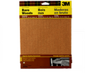 3M 9040NA Garnet Sanding Sheets, 9 in x 11 in, Assorted Grits, 5 sheets/pk