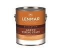 LENMAR QUICKSTAIN ALKYD STAIN NEW ENGLAND WALNUT GALLON
