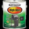 Rust-Oleum 7778502 BBQ Black High Heat Specialty Enamel QUART