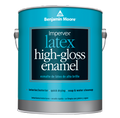 Benjamin Moore Impervex Latex High-Gloss (1 quart)