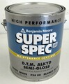 Benjamin Moore Super Spec HP® D.T.M. Alkyd Semi-Gloss (1 gal)