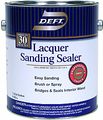 DEFT Lacquer Sanding Sealer/ 1 GAL