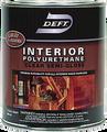 DEFT Interior Polyurethane Clear Semi-Gloss /  Gallon